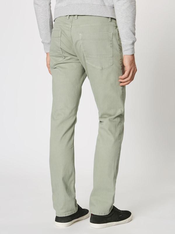 Kaki En 'denim Josh' Tailor Pantalon Tom AL354Rj