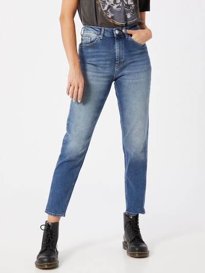 ONLY Jean 'Veneda' en bleu denim, Vue avec modèle