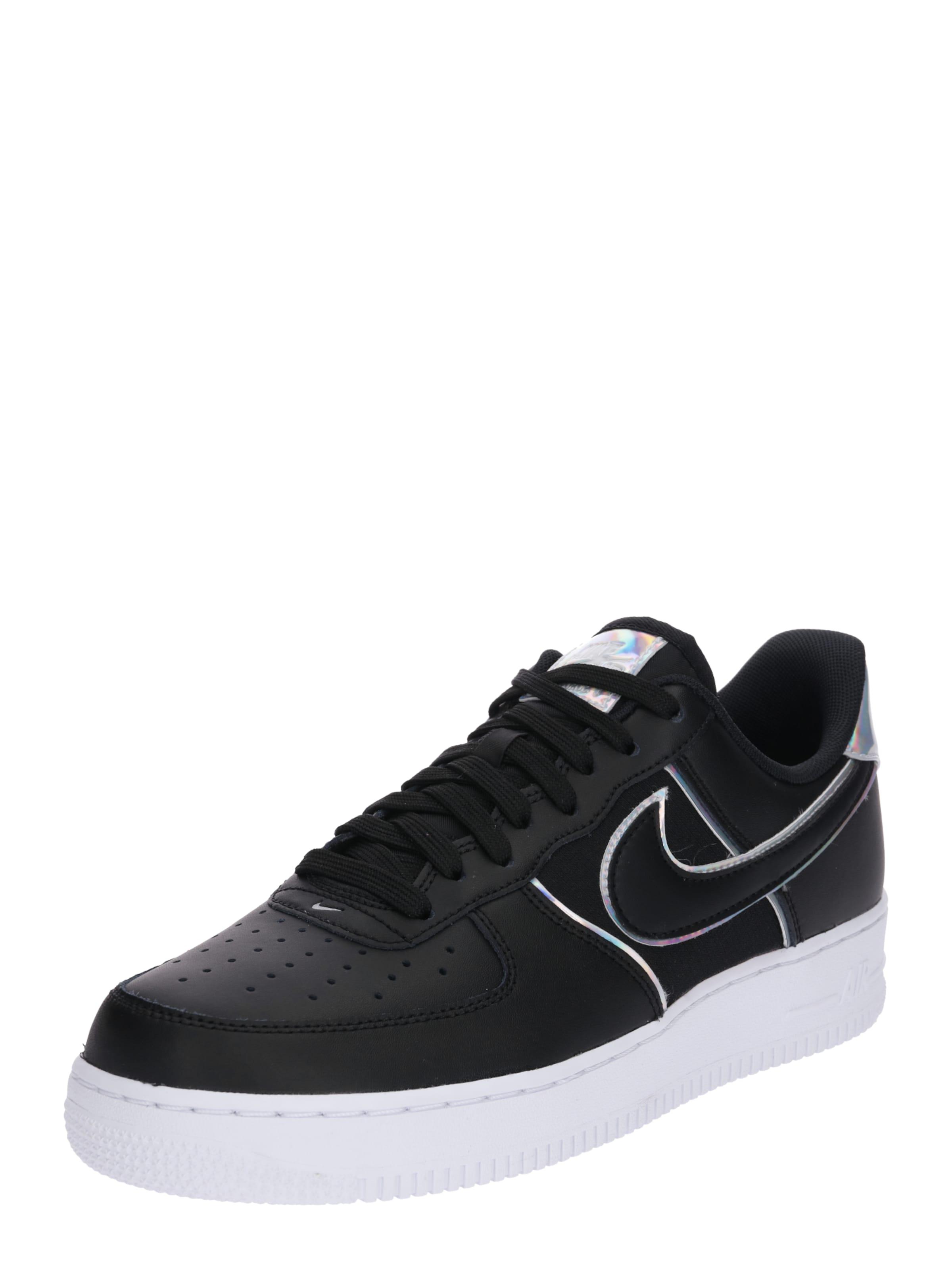 Lv8 Sneaker Force 4' 1 Sportswear Schwarz Nike 'air '07 In RjL354qA