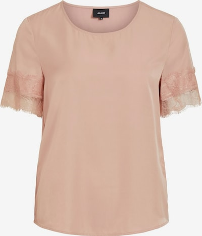 OBJECT Blusenshirt in apricot, Produktansicht