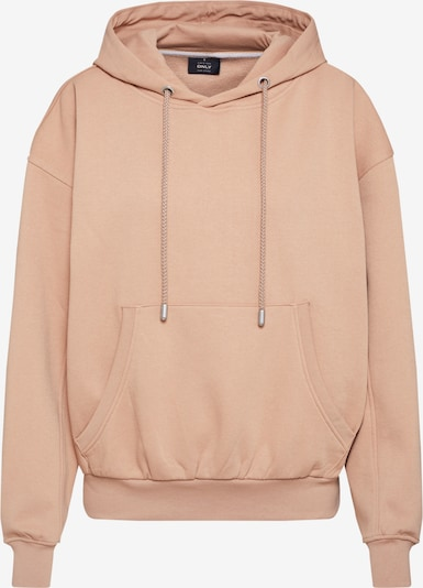 ONLY Sweatshirt 'ABRA' in de kleur Beige, Productweergave