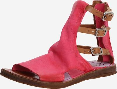 A.S.98 Sandały 'RAMOS' w kolorze brązowy / różowym, Podgląd produktu