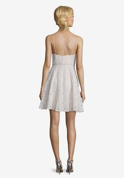 Vera Mont Kleid in rosa / weiß, Modelansicht