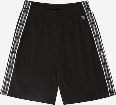 Champion Authentic Athletic Apparel Badeshorts in schwarz, Produktansicht