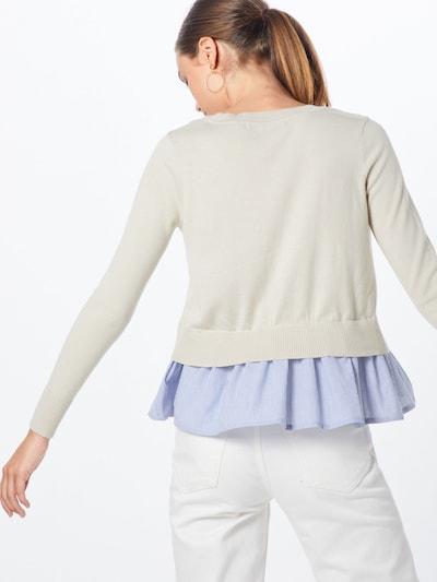 Pulover 'JUVITA' ONLY pe bej: Privire spate