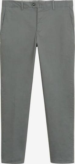 MANGO MAN Pantalon chino 'Dublin' en gris, Vue avec produit
