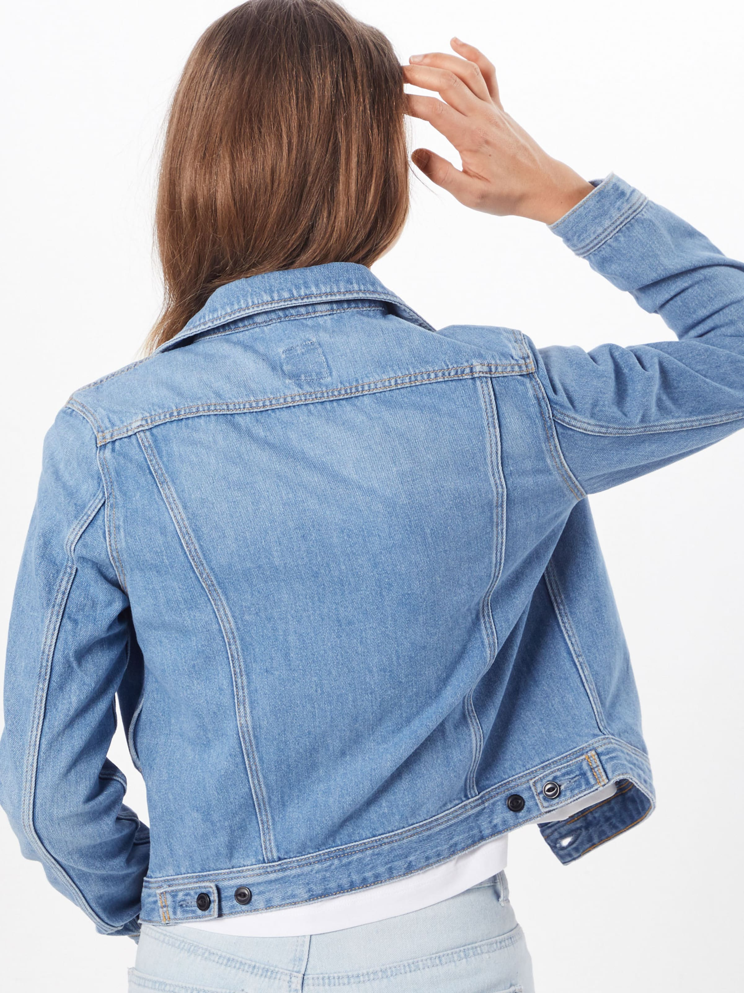 Veste Jacket' Denim Mi Bleu Lee En saison 'rider I7gyvmYf6b