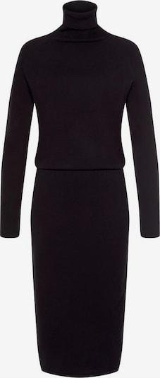 LASCANA Плетена рокля в черно, Преглед на продукта