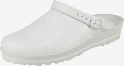 BECK Clogs 'Anna' in weiß, Produktansicht
