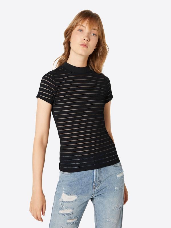 Shirt In Zwart 'gral' Point Sisters lK5uTFJ31c