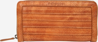 FREDsBRUDER Portemonnaie 'Gürteltier' in karamell, Produktansicht
