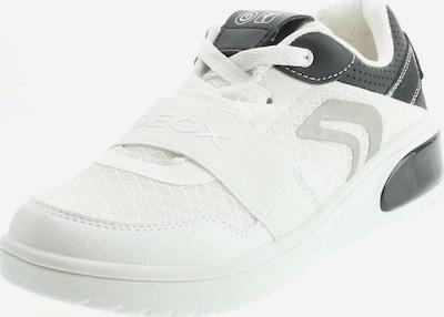GEOX Sneaker in navy / graumeliert / weiß, Produktansicht