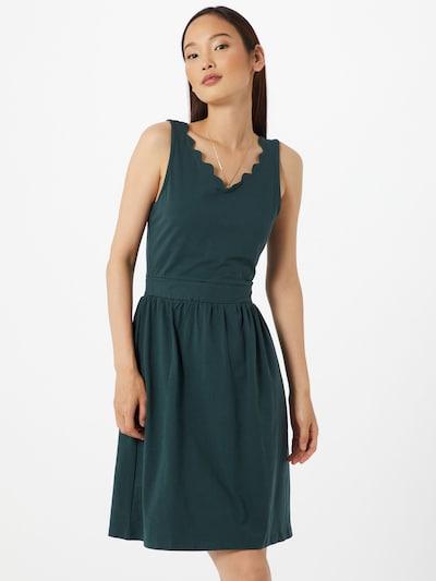 ONLY Letní šaty 'Amber' - tmavě zelená, Model/ka