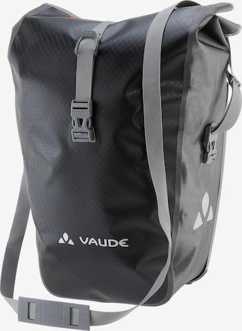 VAUDE Sports Bag 'Aqua Back' in Black