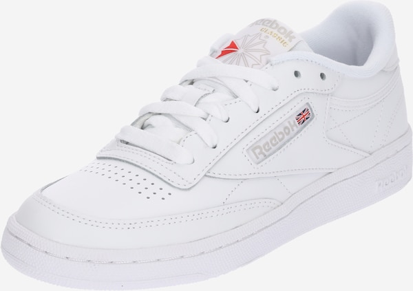 Reebok Classic Sneaker 'Club C 85' in weiß | ABOUT YOU