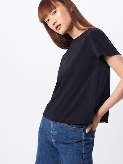 DIESEL T-shirt 'T-RYLY' en noir: Vue de face