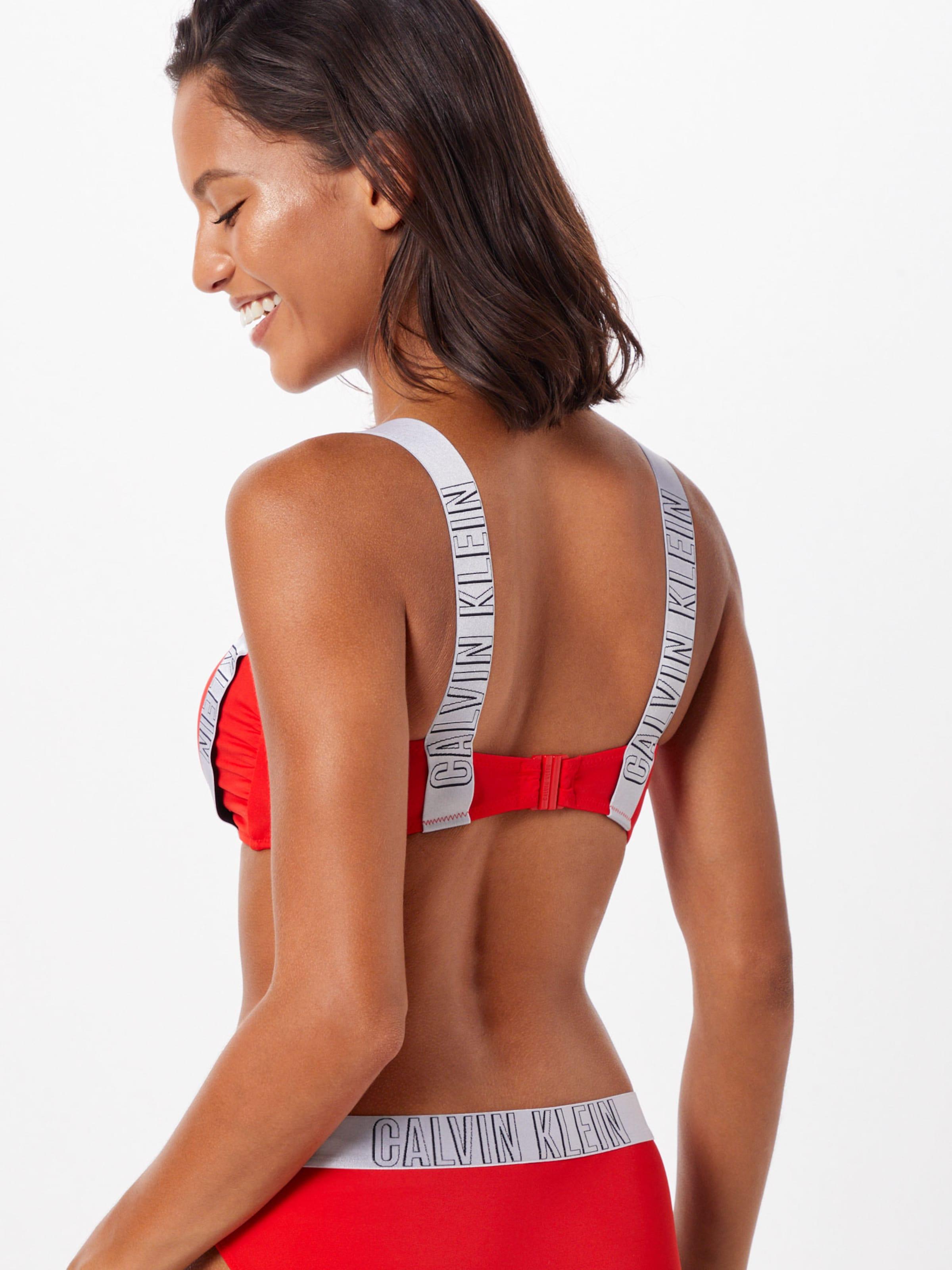 Calvin Klein RotWeiß Bikinihose In Swimwear P8mwvNny0O