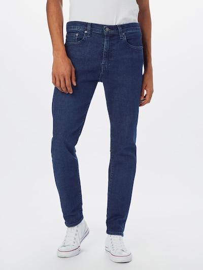 LEVI'S Jeansy '512™' w kolorze niebieski denimm, Podgląd na modelu(-ce)