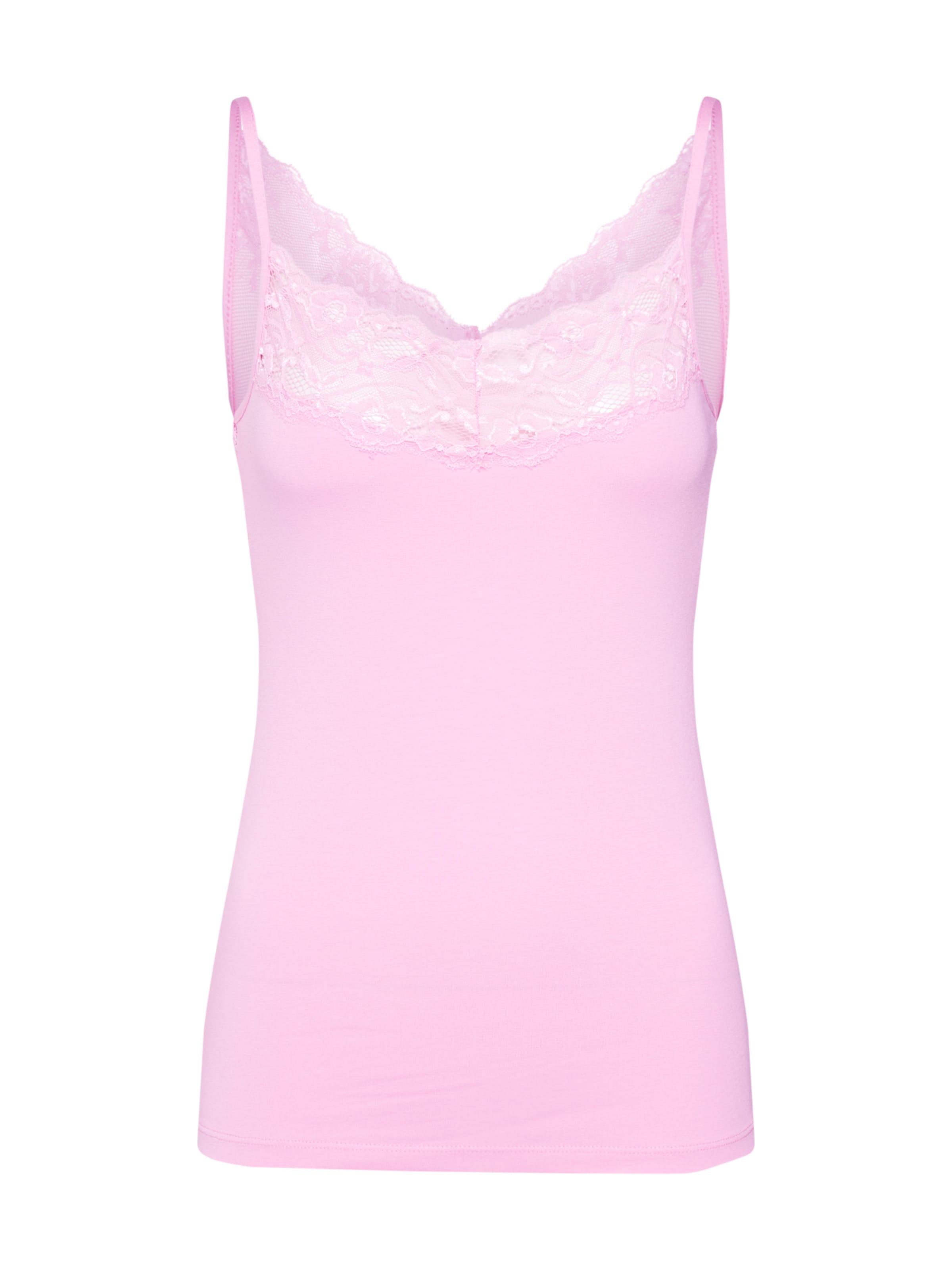 In Vila Vila Top In Vila Top Pink Pink In Top Pink WED2YH9I