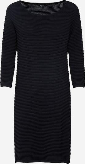 MORE & MORE Stickad klänning i svart, Produktvy