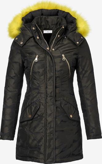 heine Zimska jakna | črna barva, Prikaz izdelka