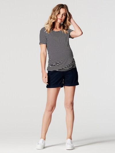 Noppies Shorts 'Brooke' in nachtblau, Modelansicht