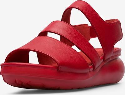 CAMPER Sandalen 'Balloon' in rot, Produktansicht