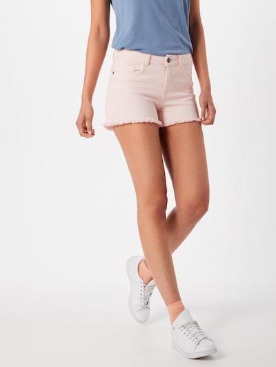 Noisy may Shorts in rosa, Modelansicht