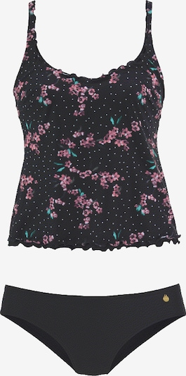 LASCANA Tankini in Pink / Black, Item view