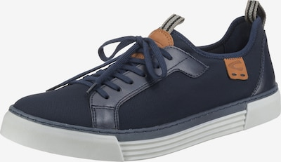 CAMEL ACTIVE Sneaker  'Racket' in blau, Produktansicht
