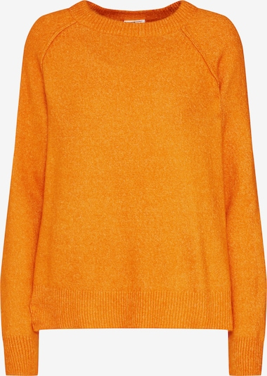Noisy may Trui 'MARIANA' in de kleur Sinaasappel: Vooraanzicht