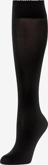 Wolford Strümpfe 'Velvet de Luxe 50' in schwarz, Produktansicht