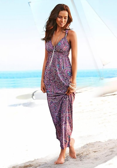 LASCANA Pludmales kleita ogu, Modeļa skats