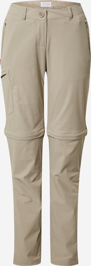 CRAGHOPPERS Outdoorbroek in de kleur Beige, Productweergave