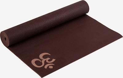 YOGISTAR.COM Yogamatte in braun, Produktansicht