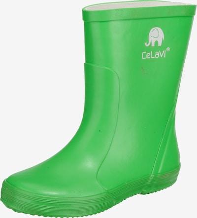 CELAVI Gummistiefel in grün, Produktansicht