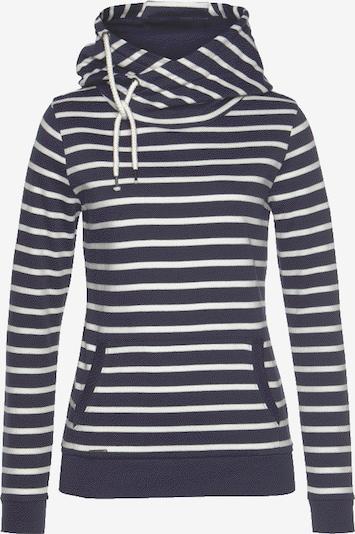 KangaROOS Sweatshirt in navy / weiß, Produktansicht