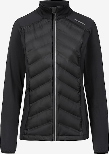 ENDURANCE Sportjas 'Basco' in de kleur Zwart, Productweergave