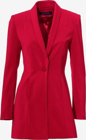 heine Blazer in Red