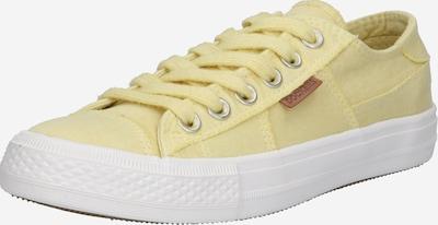 Dockers by Gerli Zapatillas deportivas bajas en amarillo, Vista del producto