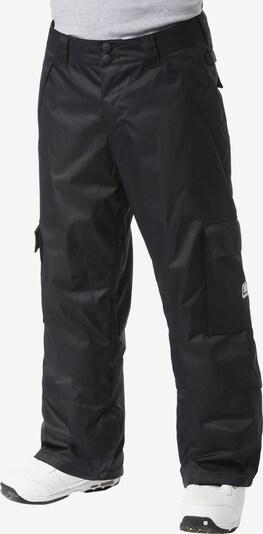 DC Shoes Snowboardhose 'Banshee' in schwarz, Produktansicht