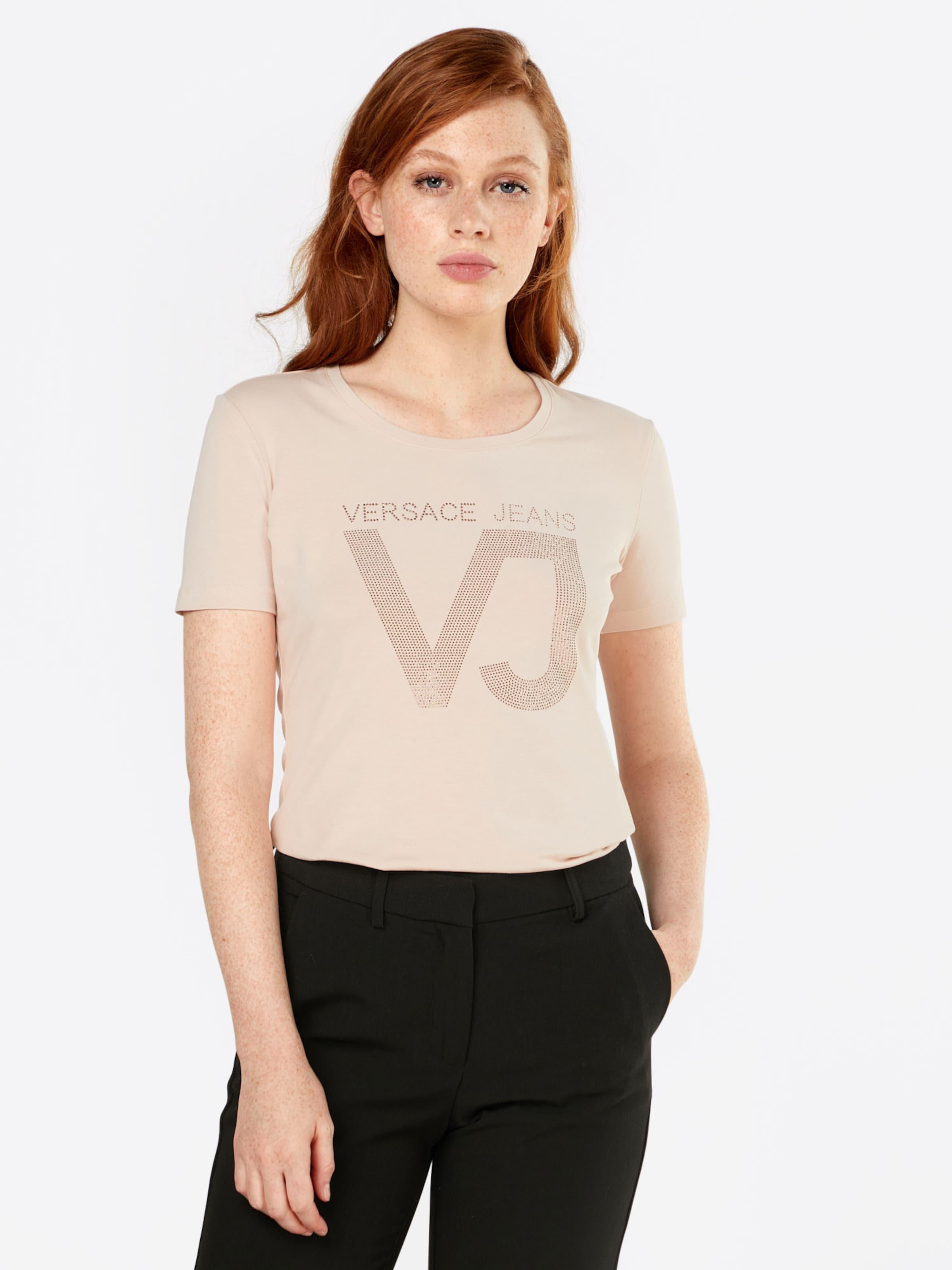 Auslass Wahl Billig Zu Kaufen Versace Jeans T-Shirt 'RDM606 45VJ' Auslass Empfehlen Original Günstiger Preis Neuer Stil XYlDD9