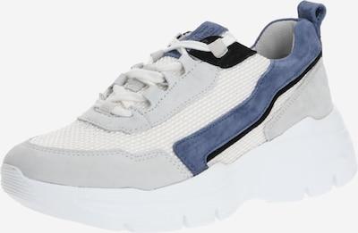 CAMEL ACTIVE Sneakers laag 'Influence' in de kleur Lichtblauw / Donkerblauw / Wit, Productweergave