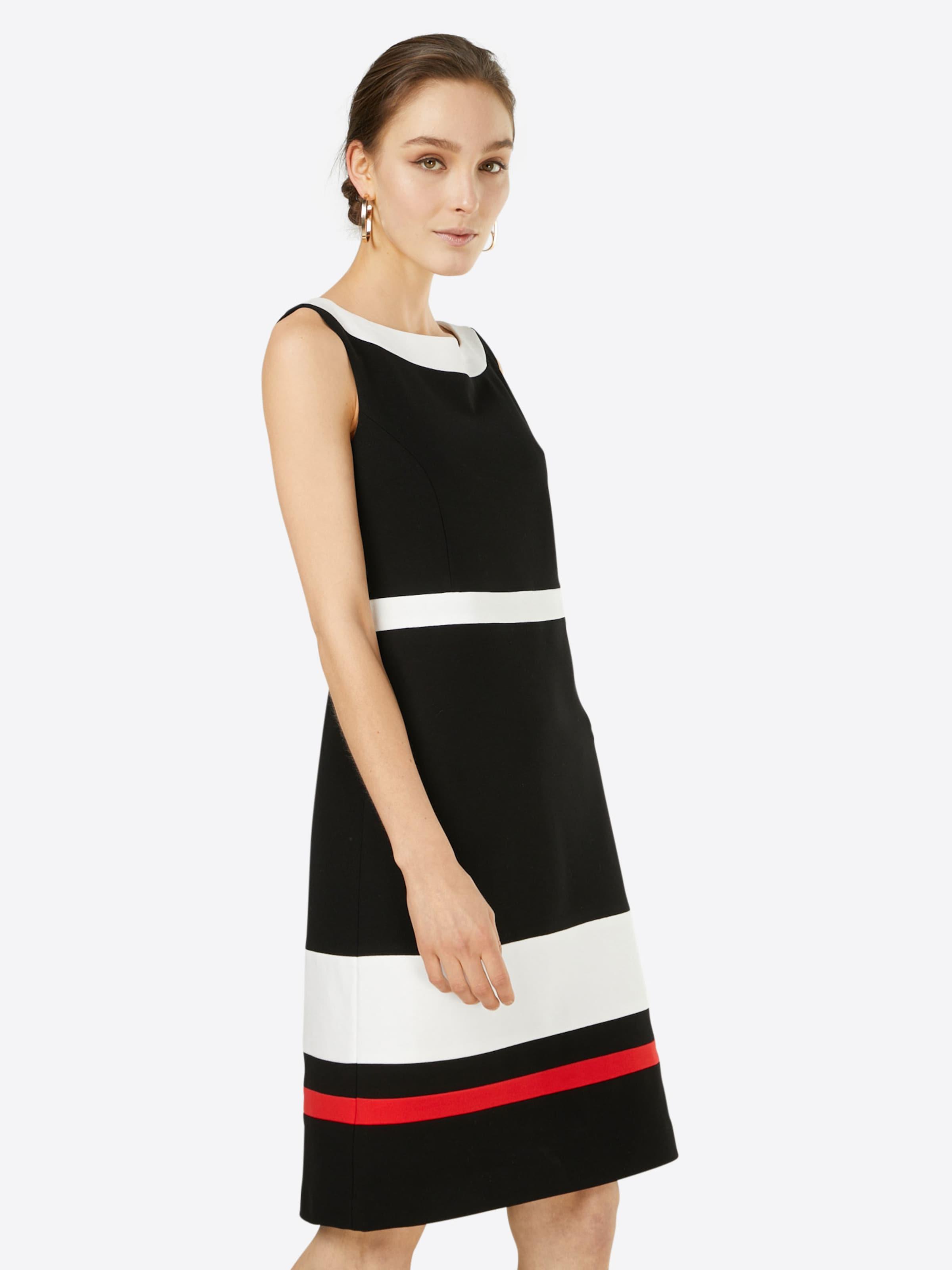 COMMA Kleid in Midilänge Auftrag Spielraum Wahl Günstig Kaufen Offizielle Seite Spielraum-Shop Online Speichern hYP8rqTtc
