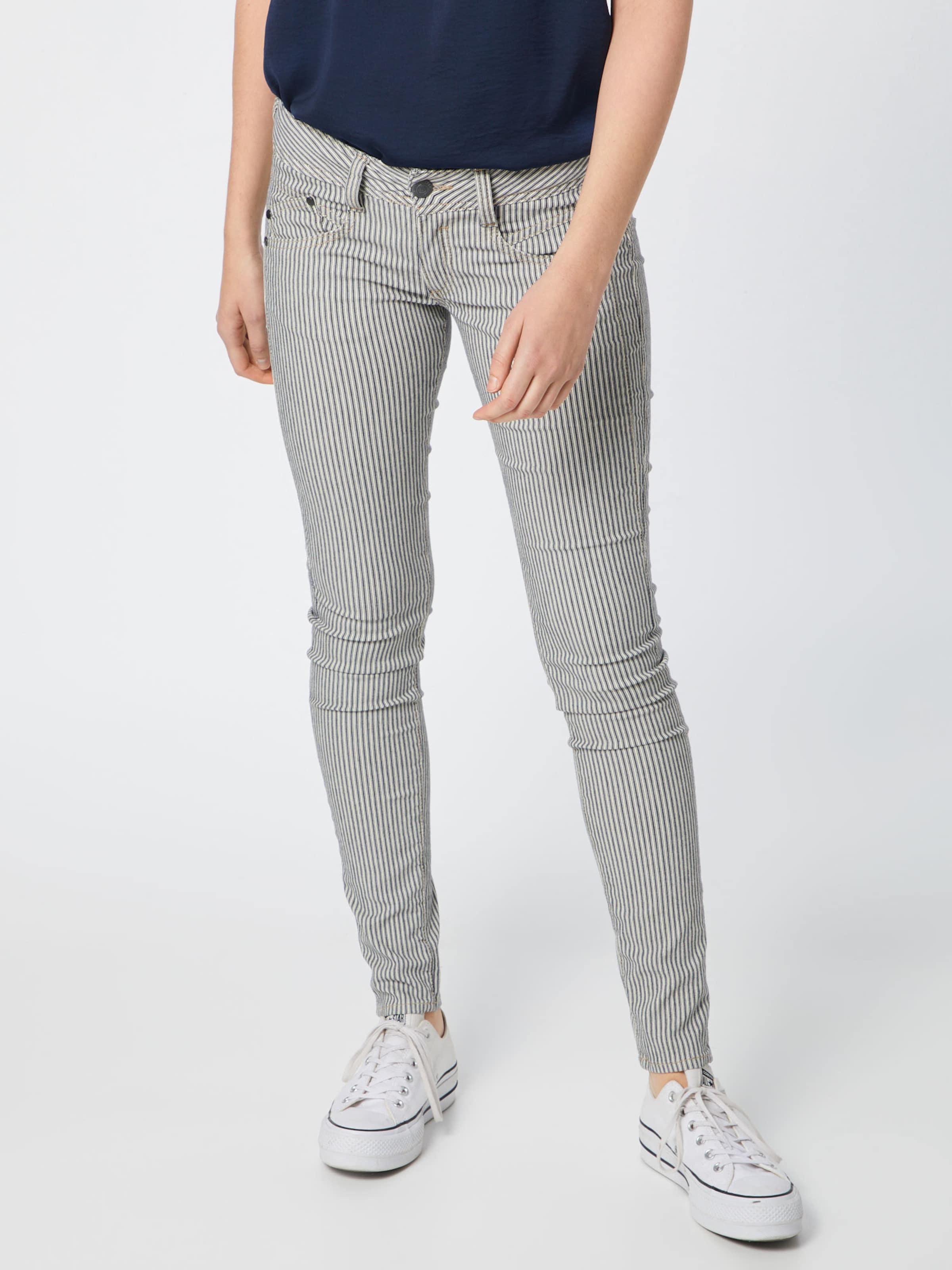 BeigeGris Pantalon Foncé Herrlicher 'gila' En CeWrxdBo