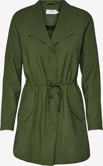 ONLY Płaszcz przejściowy 'ONLSILLE DRAPY JACKET OTW' w kolorze khakim, Podgląd produktu