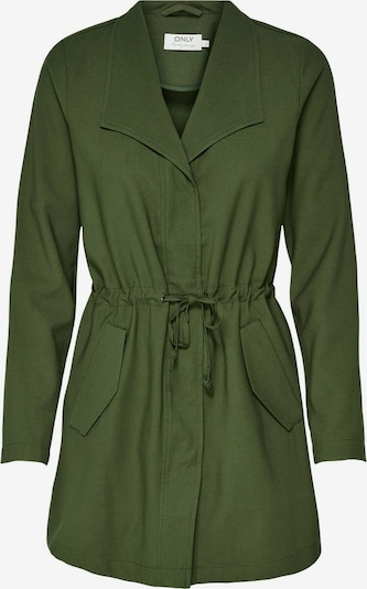 ONLY Prechodný kabát 'ONLSILLE DRAPY JACKET OTW' - kaki, Produkt