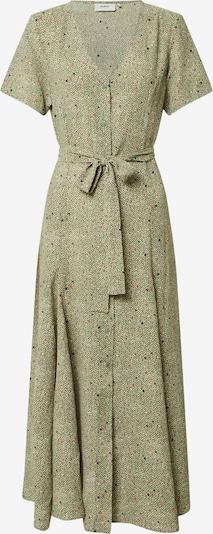Moves Kleid 'Zalo' in oliv / mischfarben, Produktansicht