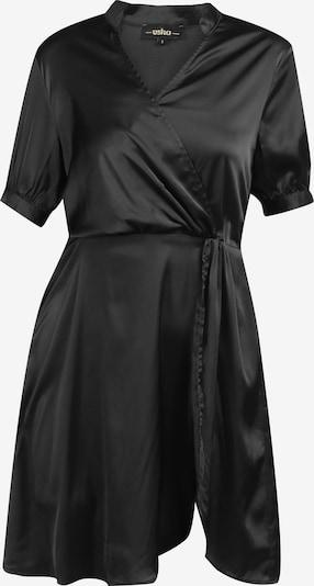 usha BLACK LABEL Kleid in schwarz, Produktansicht