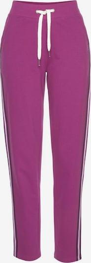 lila HIS JEANS Pizsama nadrágok, Termék nézet